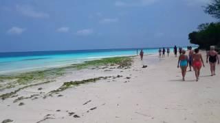 Kendwa Beach. Zanzibar