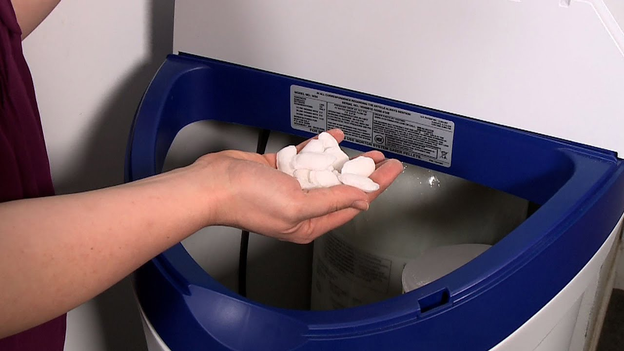 How To Maintain A Water Softener Installing And Maintaining A Water Softener Designing Spaces