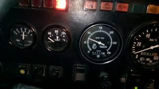 Запуск БелАЗ 75145