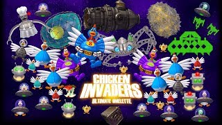 Chicken Invaders 4 - Full Gameplay