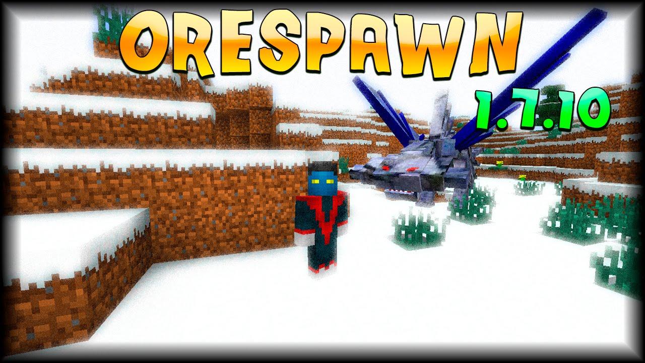 Como Instalar Mods No Minecraft 1 7 10 Orespawn