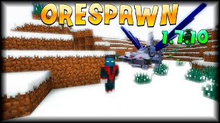 Como Instalar Mods no Minecraft 1.7.10 - OreSpawn