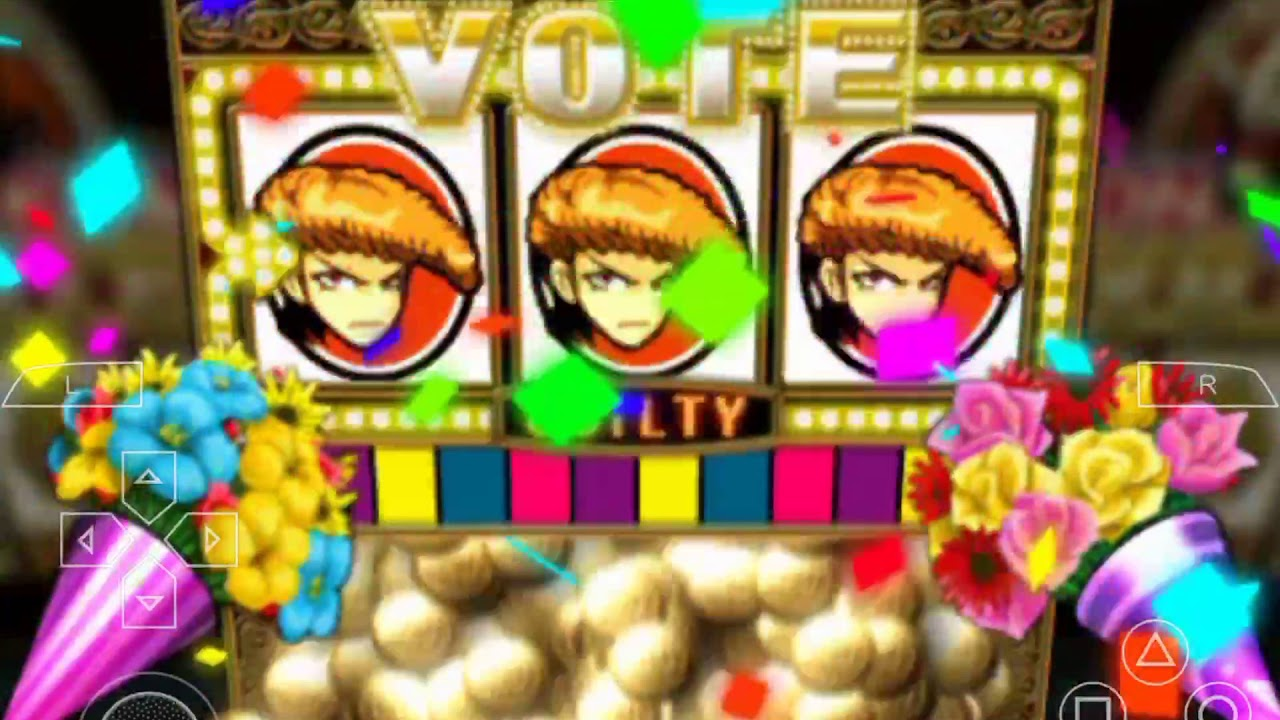 Danganronpa class trial 2 voteing time (eng sub)ppsspp in ios