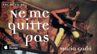 Maria Gadú - Ne Me Quitte Pas [Áudio Oficial] thumbnail