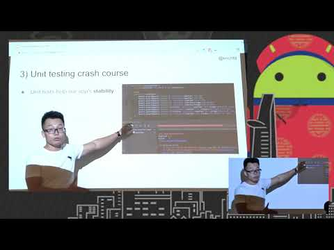 The real beginner guide to Android (unit) testing - Eric Nguyen