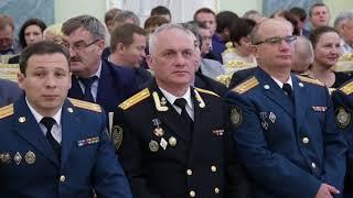 Юрий Чайка поздравил работников органов прокуратуры с Днем России