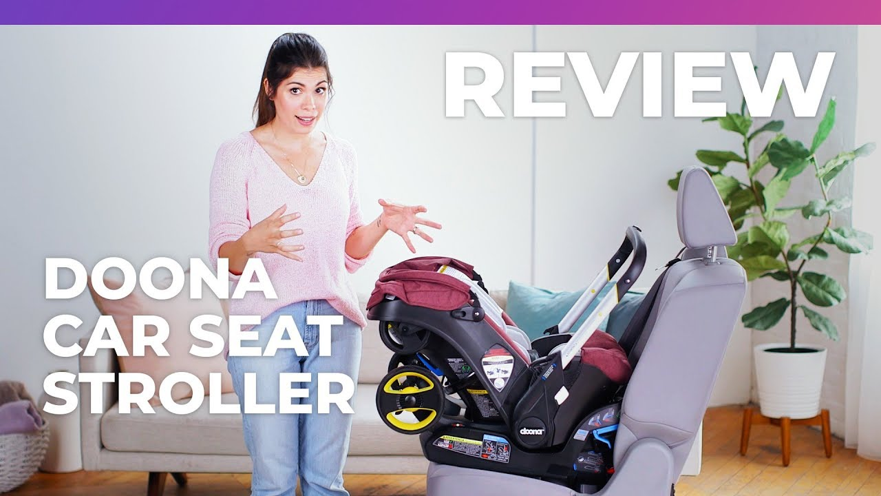 Doona Infant Car Seat/Stroller - What to Expect Review ...