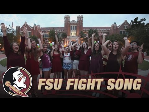 The FSU Fight Song   A Musical Football Video