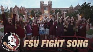The FSU Fight Song | A Musical Football Video