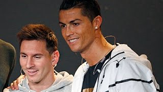 Lionel Messi & Cristiano Ronaldo ● Great Friends ● Overall | HD