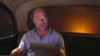 Rainer Strecker liest aus Skulduggery Pleasant