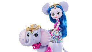 Enchantimals Ekaterina Elephant Doll Set