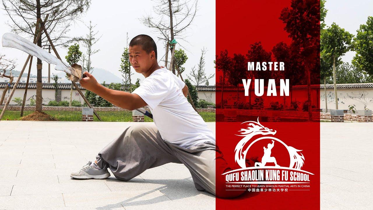 Master Yuan - Study Shaolin Kung Fu in China