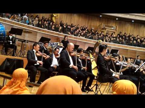 Orkestra Lagu Tanah Airku with Adi MS