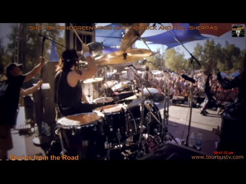"TourBus TV - ""Stories from on the Road"" - 24/7 Live Music and Concerts: TourBus TV. TourBus TV fe..."