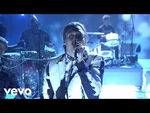 Arcade Fire - Afterlife (Live on The Tonight Show)