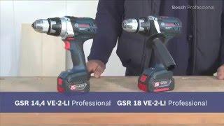 Bosch Perceuse visseuse GSR18VE-2-LI - Guedo outillage