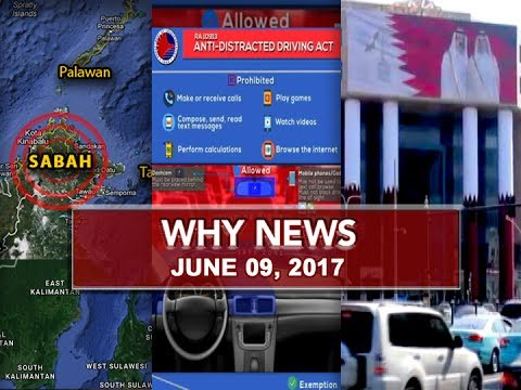 UNTV: Why News (June 9, 2017)