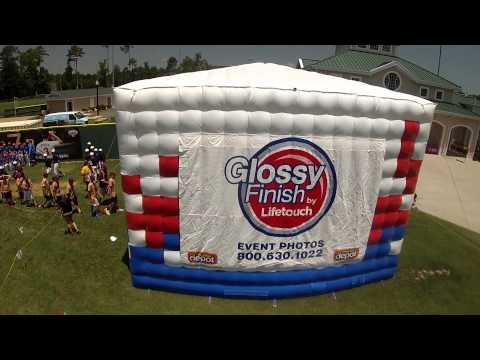 Inflatable Outdoor Studio