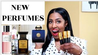 FIRST IMPRESSION | AMOUAGE INTERLUDE WOMAN | IS IT WORTH THE HYPE ?