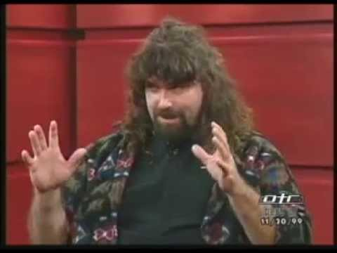 Mick Foley (Mankind): Off The Record (Pro Wrestling Interview)