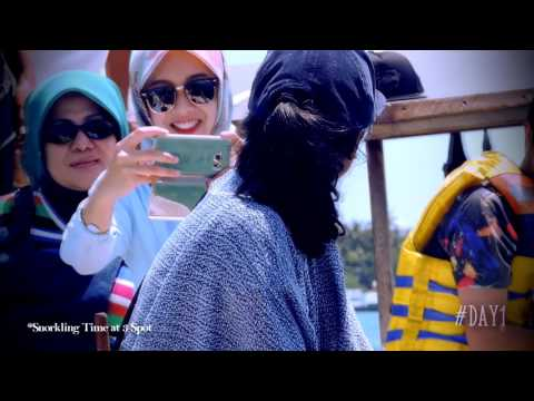 Time Travel - Mandiri Goes To Lombok