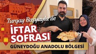 Turgay Başyayla ile Güneydoğu Anadolu İftar Yemeği - Sembusek (Kapalı Lahmacun)