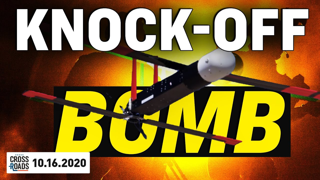 US Drone-B.o.m.b Knock-Off Unveiled by Chinese Military; China Pushing Shenzhen To Be New Hong Kong?