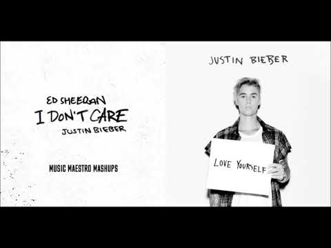 I Don't Care/Love Yourself [Mashup] - Justin Bieber & Ed Sheeran. http://bit.ly/2WkeeRs
