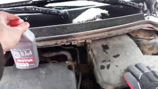 видео Сколько тормозной жидкости нужно в Форд Фокус?