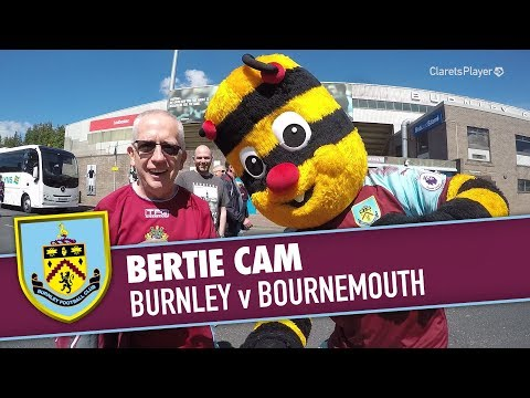 BERTIE CAM | Burnley v Bournemouth 2017/18