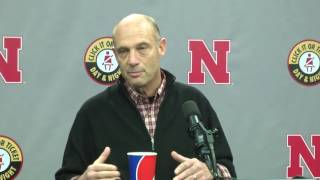 Mike Riley introduces Bob Diaco as new DC
