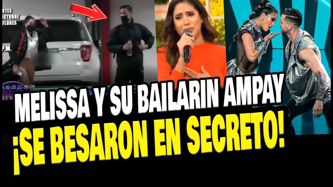 Download MELISSA PAREDES BESABA A SU BAILARIN EN SECRETO Y SU ESPOSO NO SABIA NADA