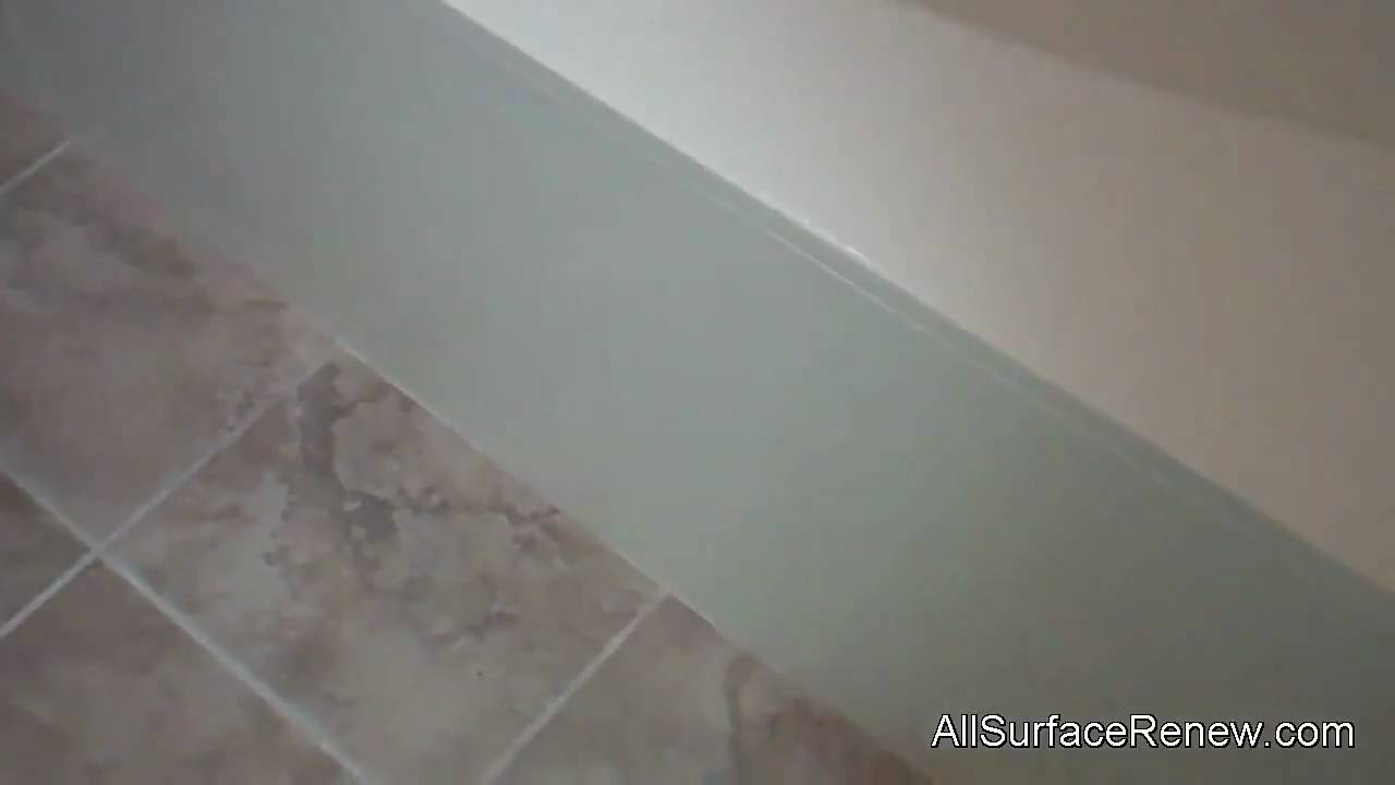 Cracked Bottom Cultured Marble Jetted Tub Repair