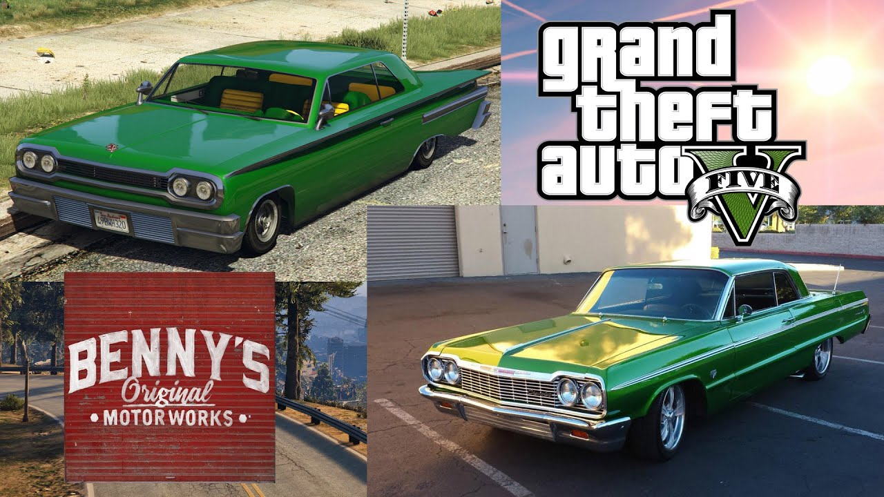 GTA V Cars In Real Life | Lowriders
