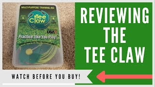 ✅ TEE CLAW Training Aid: An HONEST Review