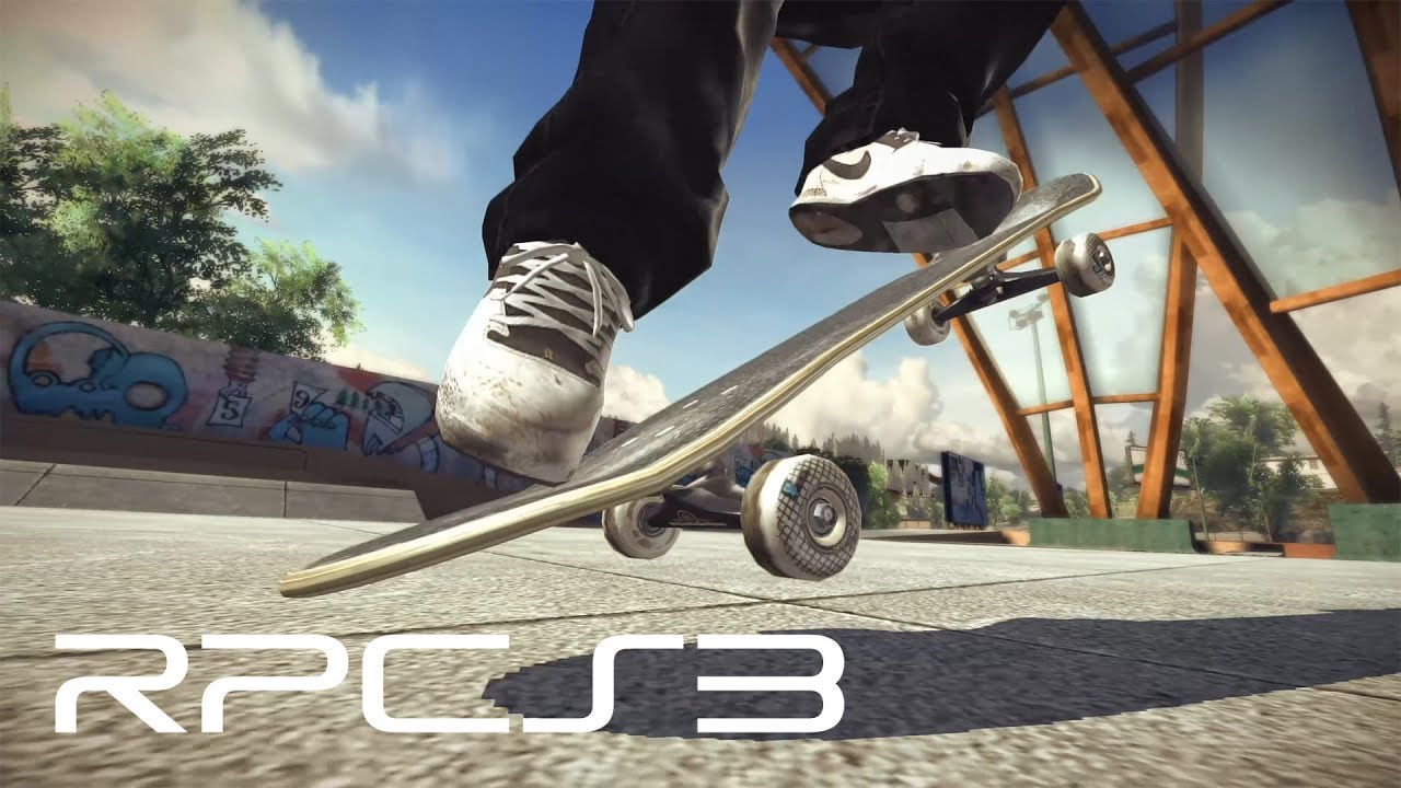 RPCS3 PlayStation 3 Emulator Can Now Run Skate At 4K 60 FPS – Techgage
