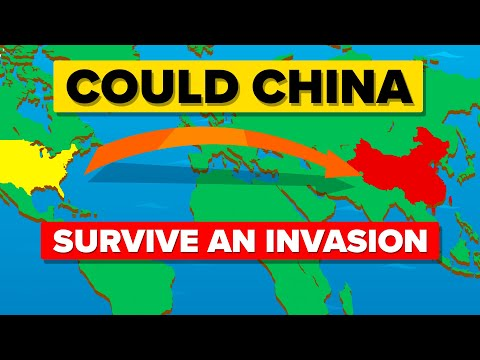 Can China Defend From a US Invasion?