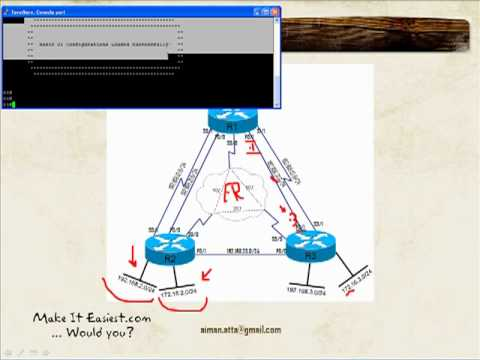 arabic-ccnp-route-course-lesson-2:-routing-review-and-lab-introduction-1/3