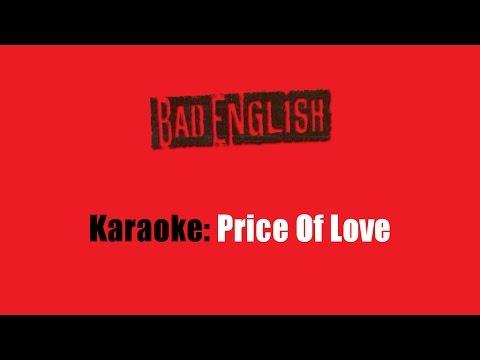 Karaoke: Bad English / Price Of Love