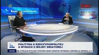 Rozmowy niedokończone: Polityka II Rzeczypospolitej a wybuch II wojny światowej