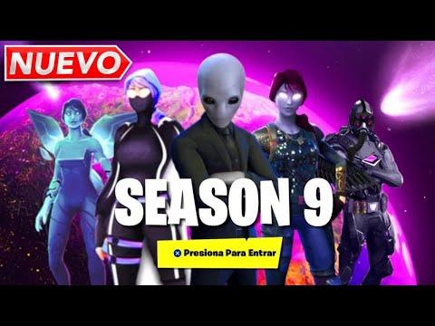 Nuevo Primer Teaser Temporada 9 Ahora Evento Final Se Acerca En Directo De Fortnite Youtube