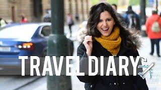 PRAGA Y VIENA TRAVEL DIARY! | Steph T
