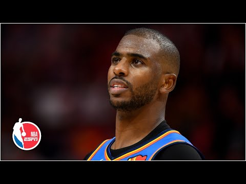 Chris Paul on why he wanted to get involved with TBT | NBA on ESPN