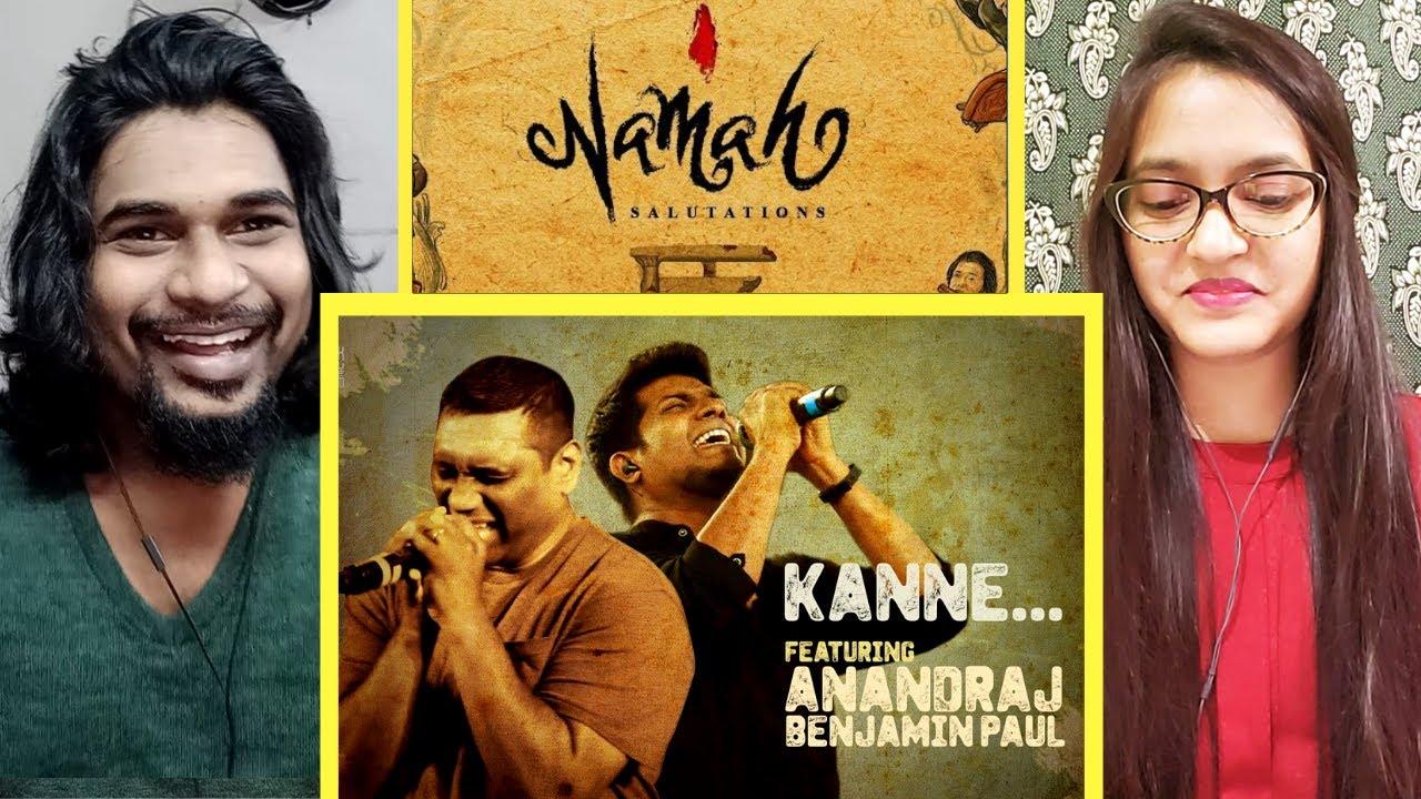 THAIKKUDAM BRIDGE Feat. Anandraj Benjamin Paul REACTION | KANNE | NAMAH | SWAB REACTIONS