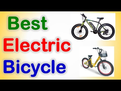 Best Electric Bicycle In India With Price | Hybrid Cycle | Best Electric Bikes & Scooters