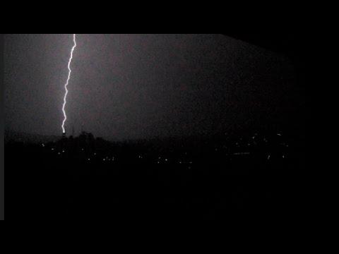 Epic Thunderstorm!