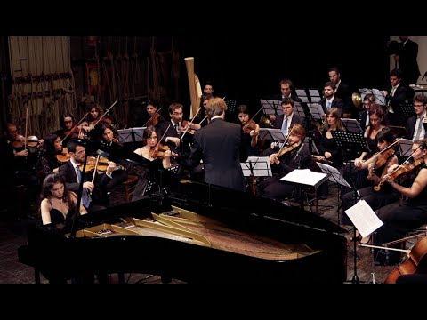 Margherita Santi con l'Orchestra Senzaspine diretta da Matteo Parmeggiani