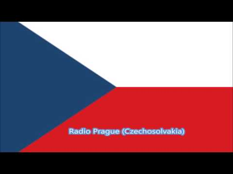 Radio Prague (Czechosolvakia)
