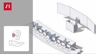 스트림라인 마이크를 원거리 마이크로 사용하는 방법